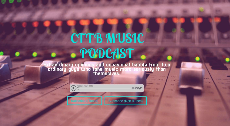 CTTB Music Podcast